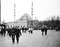 Istanbul hüzün