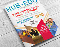 HUB-EDU CATALOG BROCHURE