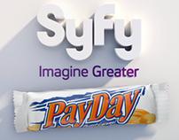 Syfy - Payday Promo
