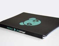 Fran Berbegal Printed Portfolio Book