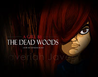 A GIRL BY THE DEAD WOODS
