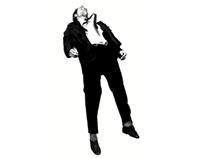 Robert Longo Retrospective - The Kitchen Spring Gala