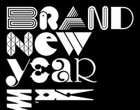 Brand New Year Mola