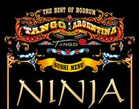 Tango Ninja Sushi