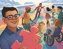 Extraordinary! A Book for Children with Rare Diseases