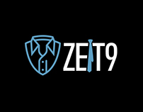 Zeit9 Brand Identity and Web App Design
