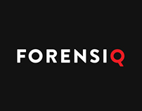 Forensiq Brand Identity and Website