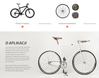Build Bike - bike configuration web app