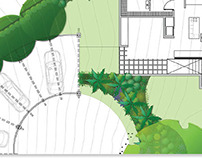 Landscape Design Illustration