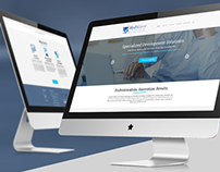 Redesign of a company site