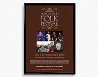 Folk Festival Branding