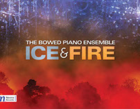 Ice and Fire Digi-pack, Parma Recordings