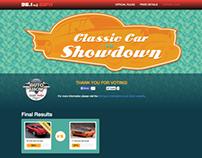 Auto Show Classic Car Showdown