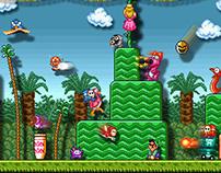 Super Mario 2 Poster