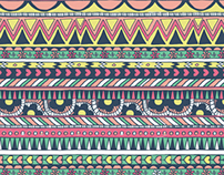 Kids Ethnic Pattern