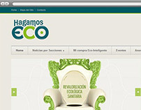 Website Hagamos Eco