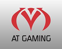 AT Gaming Streaming Overlay