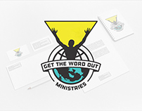 Get the Word Out Ministries Logo/Identity