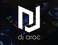 DJ Aroc - Logo