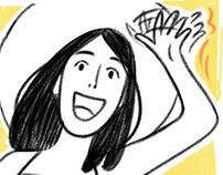 Dream About Corgi — Comics for NINE.COMA