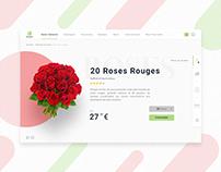 Fleuriste - Florajet