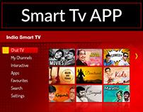 Smart Tv App Design
