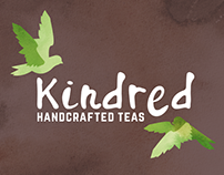 Kindred handcrafted Teas