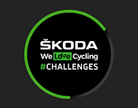 Škoda - We love cycling