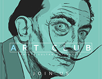 Art Club Posters