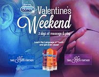 Durex Valentines Weekend