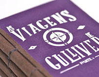 As Viagens de Gulliver - Editorial Design