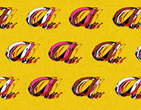 Typography | Andy Warhol Graphic Study