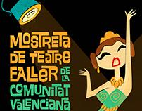 Mostreta de Teatre Faller de la C. Valenciana