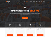 Zorgo Construction & Industrial HTML template