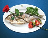 Balık Pişiricisi Hüseyin Usta | Reklam Tasarımı