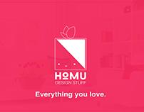 HOMU - Responsive Design