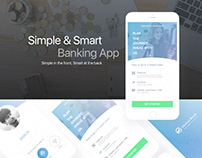 Simple &Smart - Banking App