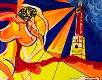 Paintings SMIO Gallery Exhibition - 2014