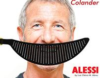 Smile Colander