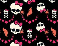 Kids Skull Pattern