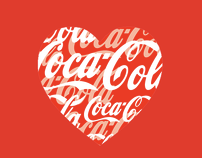 Visual Design - Coca-Cola (can redesign)