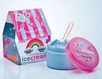 Ice Cream :: Cool moisturizing body lotion