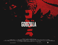 GODZILLA | Movie Poster