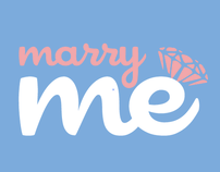 Visual Design - TV show (Marry me)