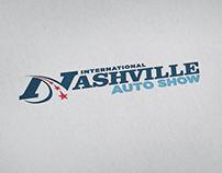 Nashville International Auto Show - Logo Design