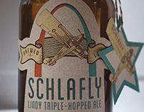 Schlafly Beer Packaging