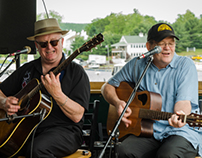 The Colwell Brothers at Captain Jack's at Naples Marina
