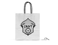 Croft Cycle Logo Design
