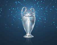 UEFA CUP CHAMPIONS Infographic
