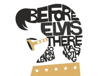 All Hail the King / Elvis Poster